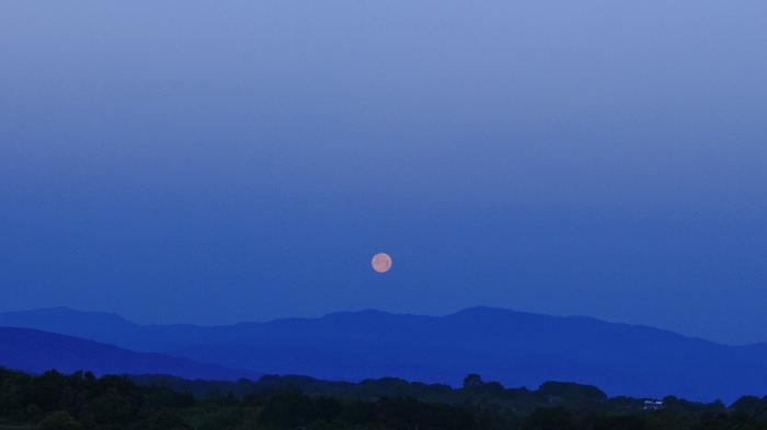 丑三つ時から、寅の刻へ移りゆく頃、月の光に誘われて…