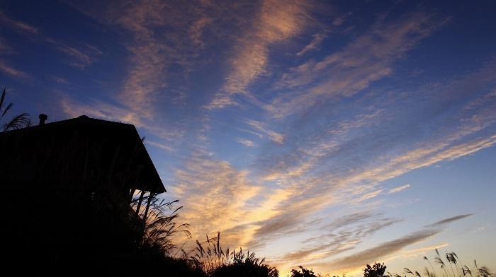 """こころ留める、夜明けの空、黎明の""""そらいろ"""""""